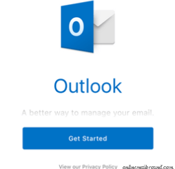 Let's you generate your outlook email account here