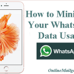 Proper Guideline on How to Minimize Your Whatsapp Data Usage