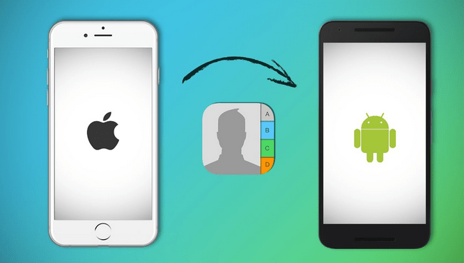 How to Transfer Contacts from iPhone to Android Using iCloud and iTunes