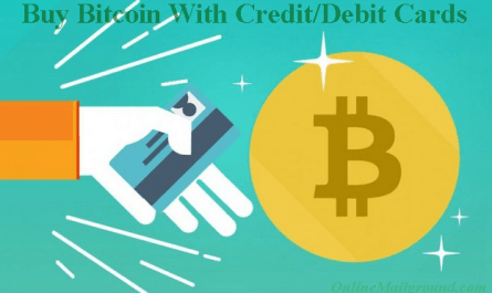 How to Buy Bitcoin With Credit/Debit Cards