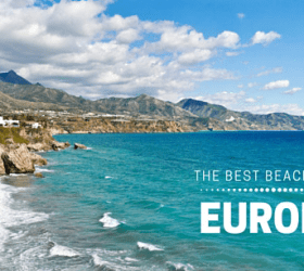 List of Europe's Top 10 Beaches