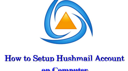 How to Set Up Hushmail Account on Computer
