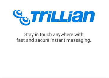 Get Started with Trillian Instant Messenger