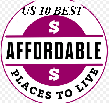 Ten Affordable US Cities.