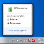 How to Manage Windows 7 Battery Power Plans