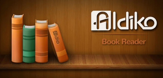 About the Aldiko Book Reader.