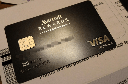 The Marriott Rewards® Premier Plus Credit Card.