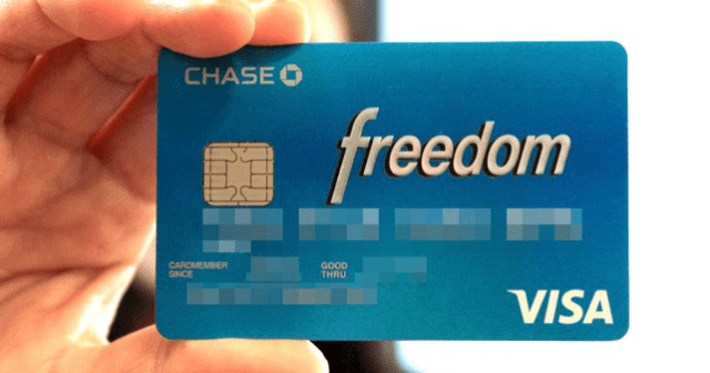Chase Freedom® Review.