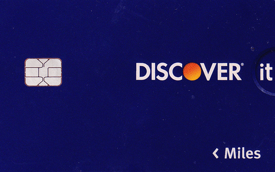 Discover it® Miles Review.