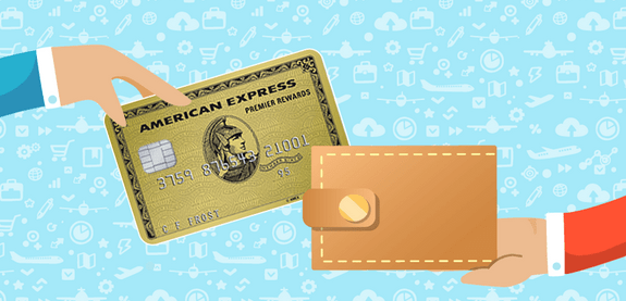 The Premier Rewards Gold Card from American Express.