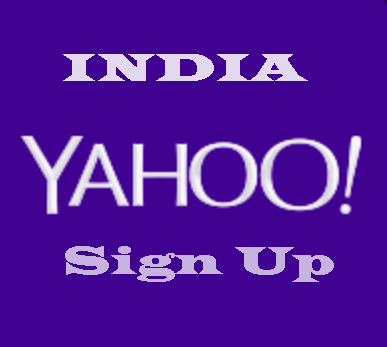 India Yahoo Mail Registration | www.Yahoo.com Signup Form