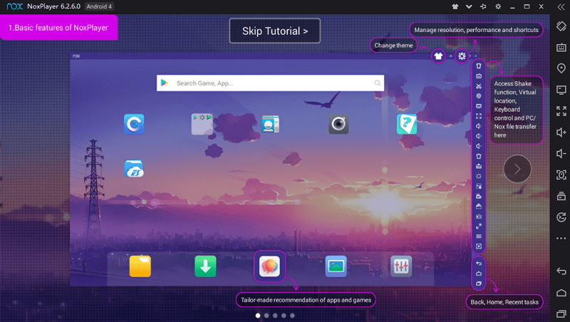 NoxAppPlayer App: Download Free Andriod Emulator For PC