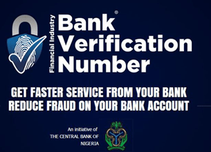 Check BVN Via Mobile Phones (USSD Code)