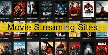 List of Movie Streaming Sites to Watch Films Online