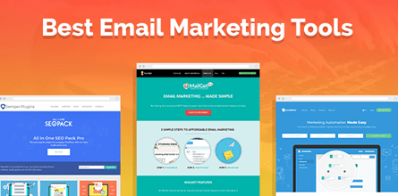 Image: Email Marketing Tools