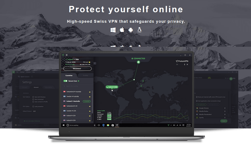 ProtonVPN Sign Up Account | Sign In – Download Free VPN App