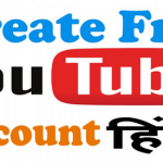 YouTube Account – How To Create A YouTube Account
