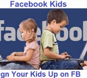 Image: Facebook Messenger Kids