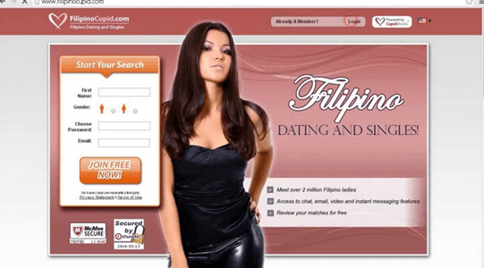 Filipinocupid Login Account – www.filipinocupid.com