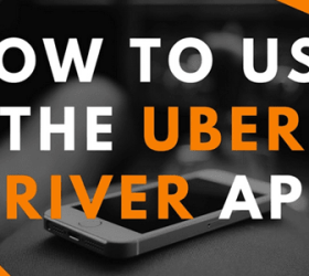 Logo: Send Message on Uber App