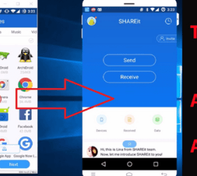 Image: Transfer Android Apps