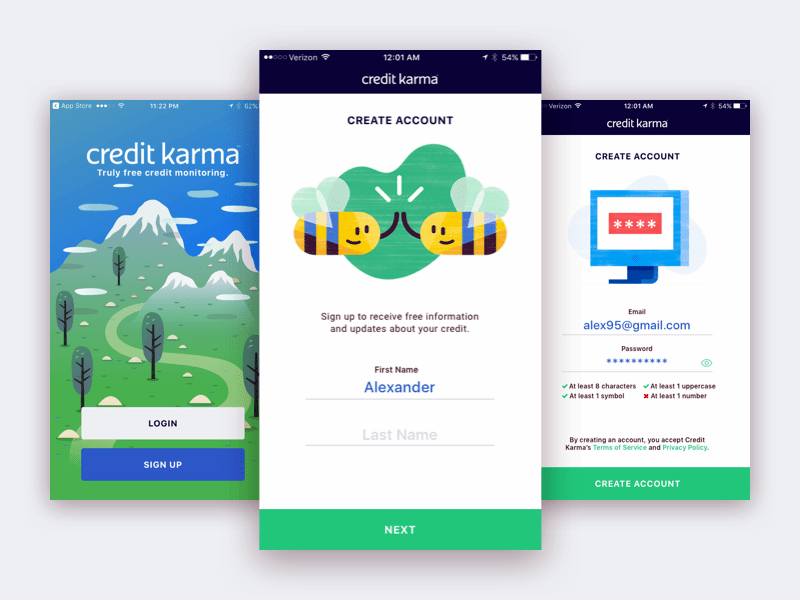 How to Sign Up CREDIT KARMA for Free – www.creditkarma.com