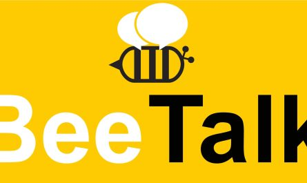 BeeTalk account homepage image