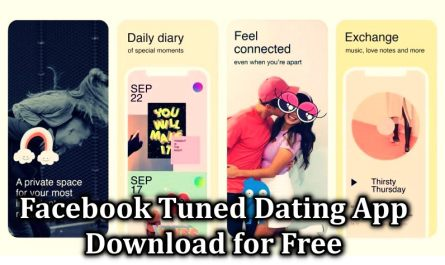 Facebook Tuned Dating App