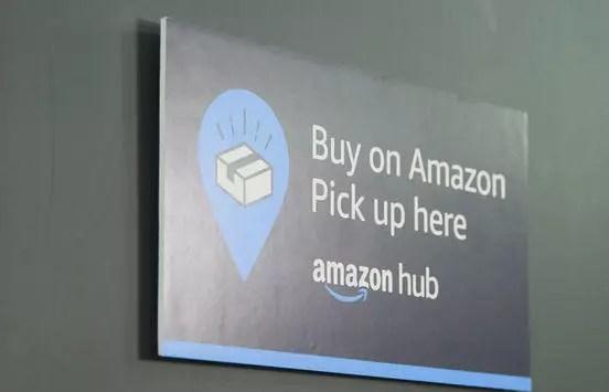 Amazon startet in den USA seinen neuen Dienst Counter