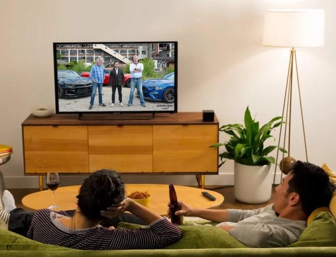 Neu: Fire TV Cube mit Fernfeld-Sprachsteuerung - das schnellste und leistungsstärkste Fire TV
