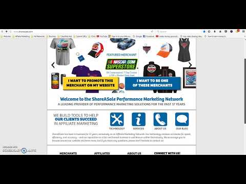 ShareASale Overview   Affiliate Advertising and marketing Network   Join for Free