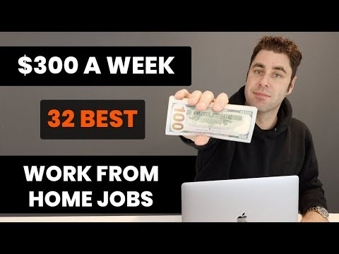 32 Most attention-grabbing Work From Home Jobs To Build Money On-line (That Pay Properly)