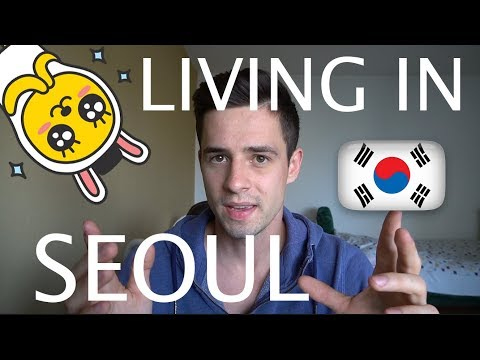 Residing in Seoul, South Korea | Digital Nomad evaluate VLOG