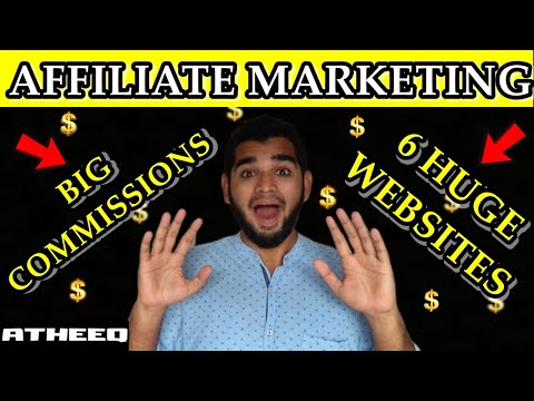 The 6 Internet sites For Affiliate Advertising and marketing In 2020 | ATHEEQ
