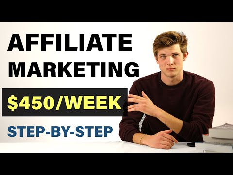 Affiliate Advertising and marketing and marketing Tutorial For Inexperienced persons 2020 (Step by Step)