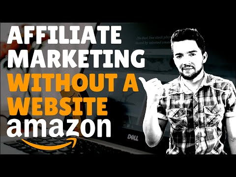 The system to Form Amazon Affiliate Marketing With no Web page for Free