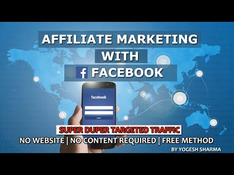 How To Launch Affiliate Marketing and marketing | Affiliate Marketing and marketing Tutorial | Affiliate Marketing and marketing With Fb