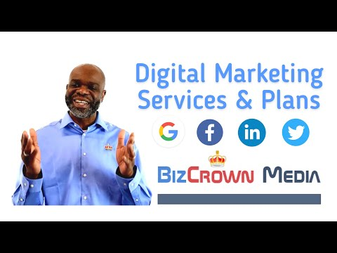 Bizcrown Media – Digital & Internet Advertising and marketing Services and products