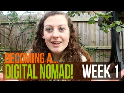 I QUIT MY JOB TO BECOME A DIGITAL NOMAD! | WEEK 1