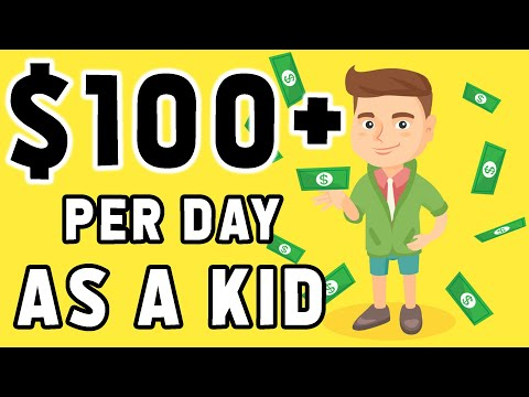 How To Create Money Online For FREE As a Kid Or Teen (MUST SEE!)