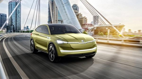 Škoda Vision E. Škodovka sa zmenila nadobro, jej štúdia elektrického SUV kupé zmení trhy