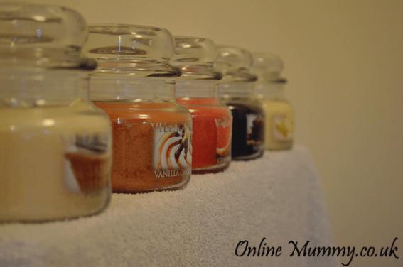 Village Candles 1