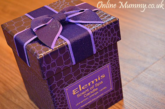 Elemis Scent Of Spa Candle