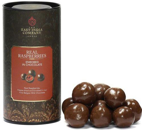 Chocolate Enrobed Raspberries