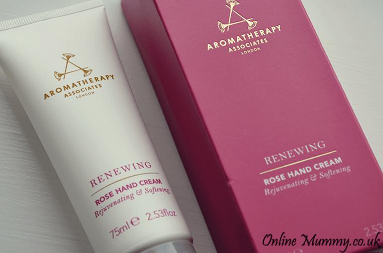Aromatherapy Associates Rose Hand Cream