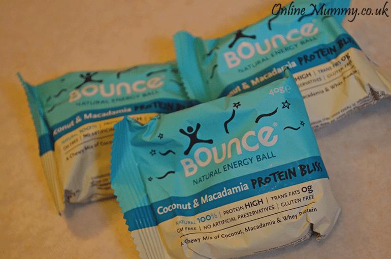Coconut & Macadamia Bounce Balls