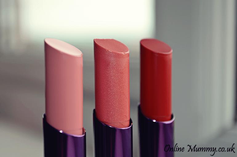 Urban Decay Revolution Lipsticks