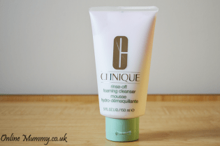 Clinique Rinse-Off Foaming Cleanser