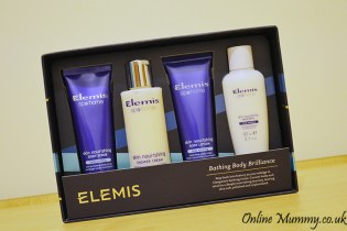 Elemis Bathing Body Brilliance set