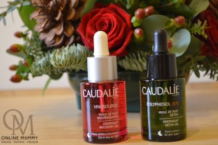 Winter Skin Pick Me Ups with Caudalie